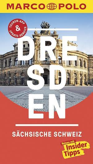 Marco Polo - Dresden Reiseführer